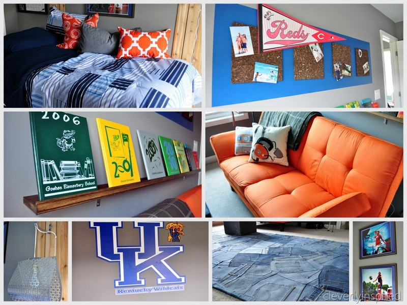 colorful boys bedroom makeover cleverly inspired remodelaholic - Colorful Boys Room