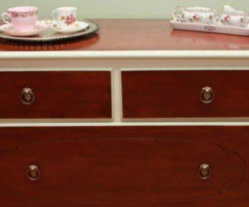 Furniture Refinishing and Repurposing