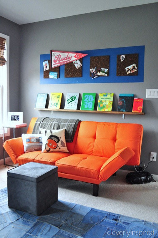 Baby Boy Room Design Pictures: A Colorful Teen Boy Room