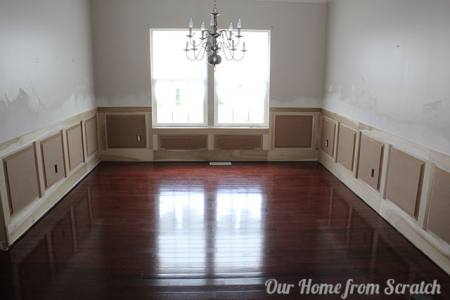 7 wide shot wainscoting remodelaholic