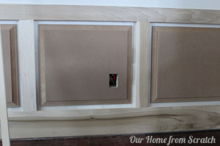 8 mdf panels installed remodelaholic
