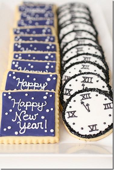 Annies Eats festive cookies