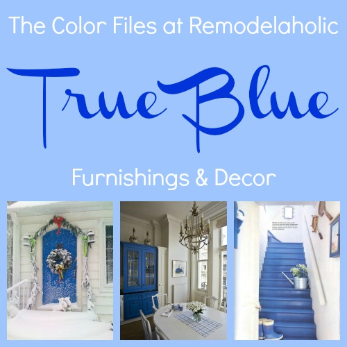 Best Blue Paint Color remodelaholic | best paint colors for your home: true blue
