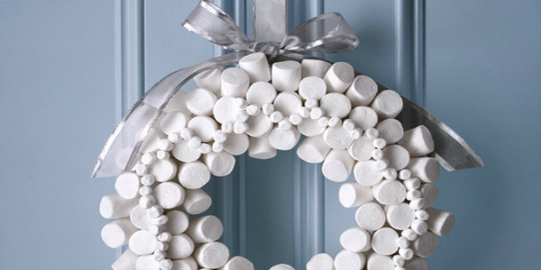Feature Pic Marshmallow Wreath