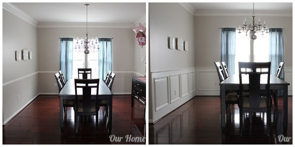 DIY Wainscoting Tutorial
