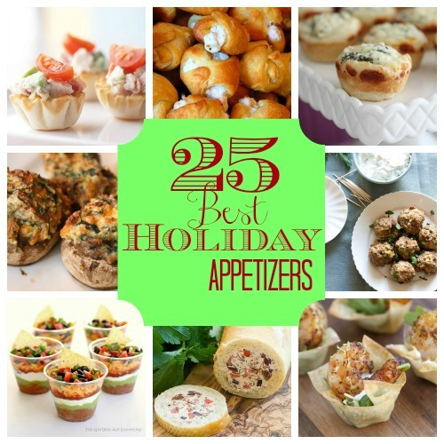 Finger Foods For Parties: 25 Best Holiday Appetizers
