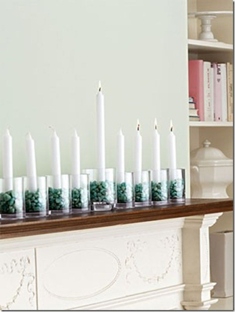 Good Housekeeping Chanukah Menorah