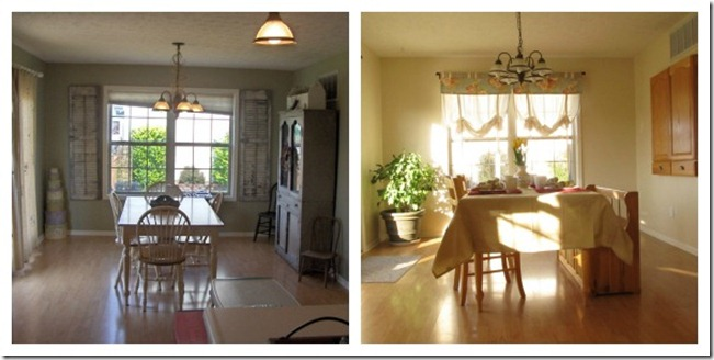 IN Dining Room transformation