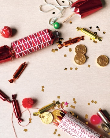 Martha Stewart Christmas Crackers