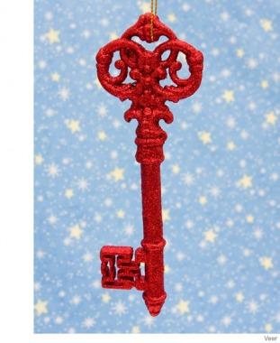 Parenting Santa's key