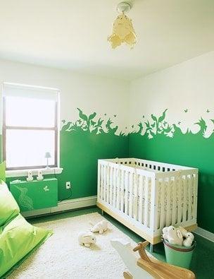 Pinterest nursery