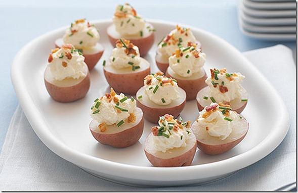 Remodelaholic Mini Potato Bites