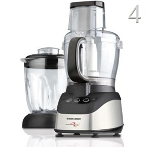 black and decker food processor and blender