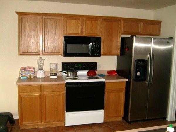 Great Ideas To Update Oak Kitchen Cabinets