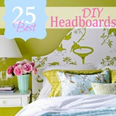 25 best DIY headboard tutorials
