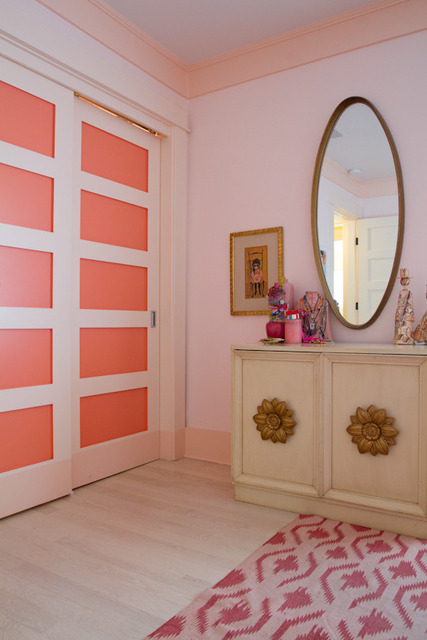 Apartment Therapy closet doors
