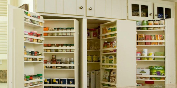 Home Sweet Home On A Budget: Pantry