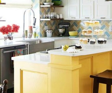 Best Colors for Your Home:  Bright Yellow