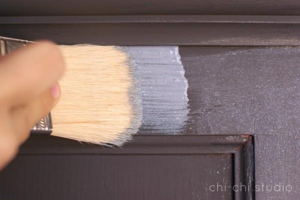 ChiChi Studio brush technique