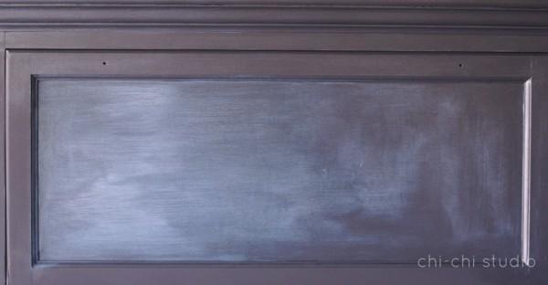 ChiChi Studio glaze during