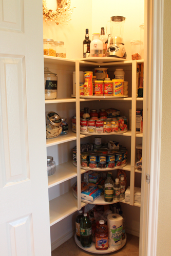corner pantry shelf plans