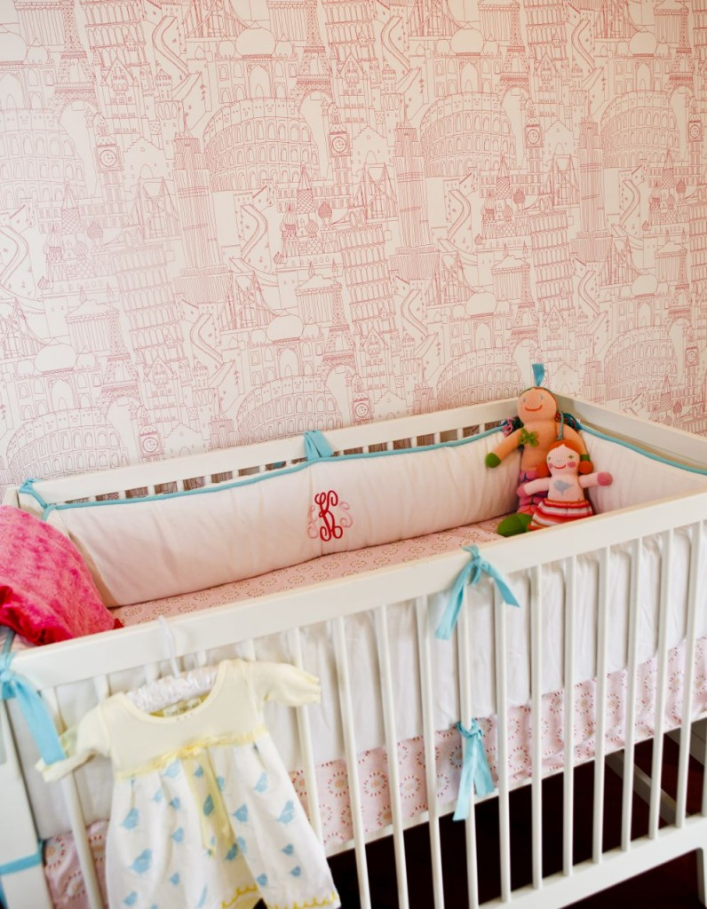 DecorPad papered nursery