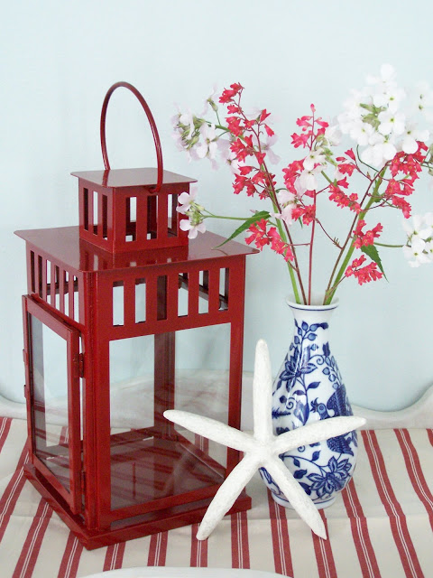 Delorme Designs red lantern
