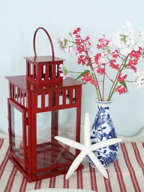 Delorme Designs red lantern