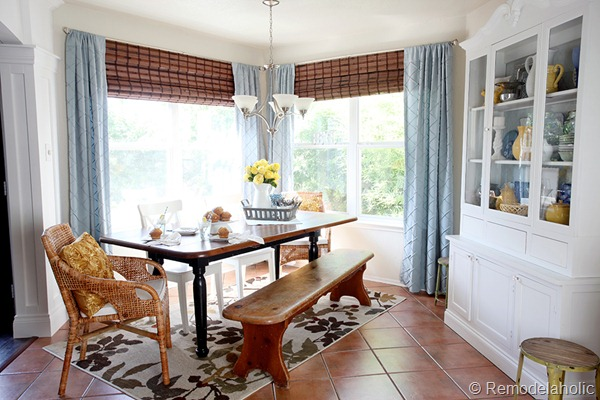 Easy Dining Room Updates!