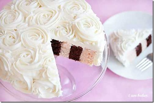 I am baker rose cake Best birthday cake ideas