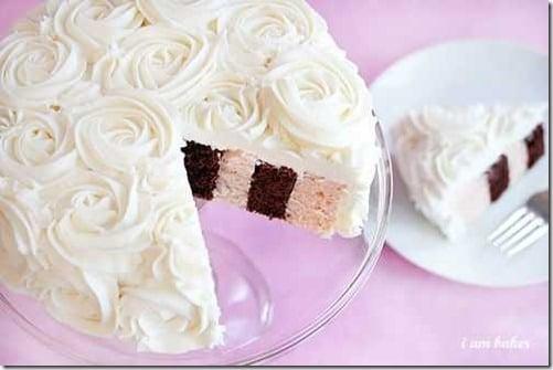 I am baker rose cake Best birthday cake ideas