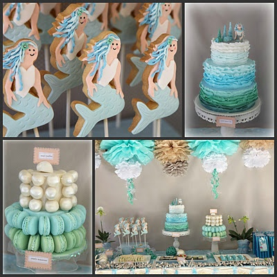 Kara's Party Ideas Mermaid