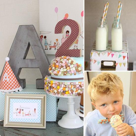 Lil Sugar Old Fashioned Birthday
