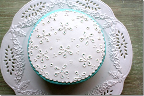 My Cake School eyelet Cake Best birthday cake ideas