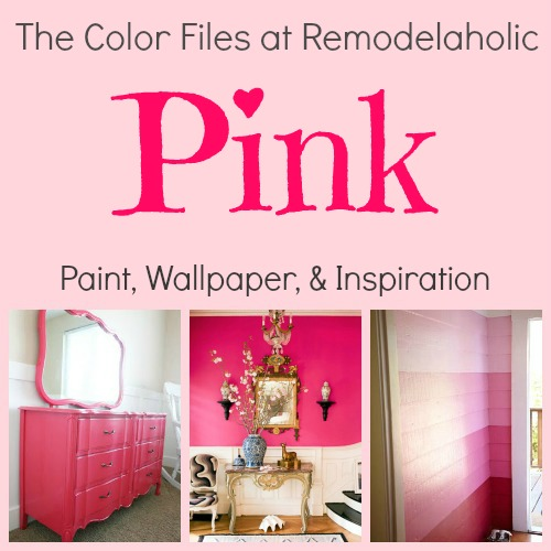 What Color Goes Good With Pink best pink paint colors for your home!