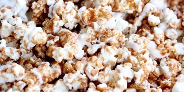 Remodelaholic Cinnabon Popcorn