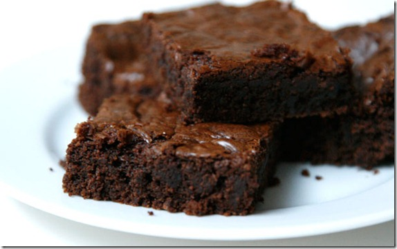 Remodelaholic Perfect Fudge Brownies