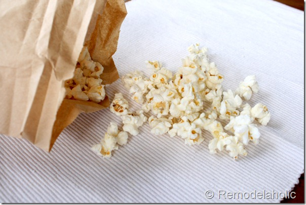 Remodelaholic air popped corn