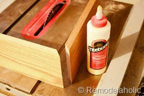 Upgrade Oak Kitchen Cabinets With Crown Moldings-3