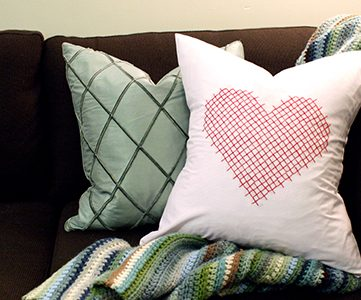 I Heart Pillows!