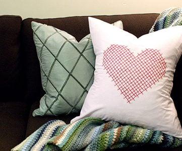 I Heart Pillows!