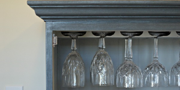DIY Antique Zinc Finish Tutorial