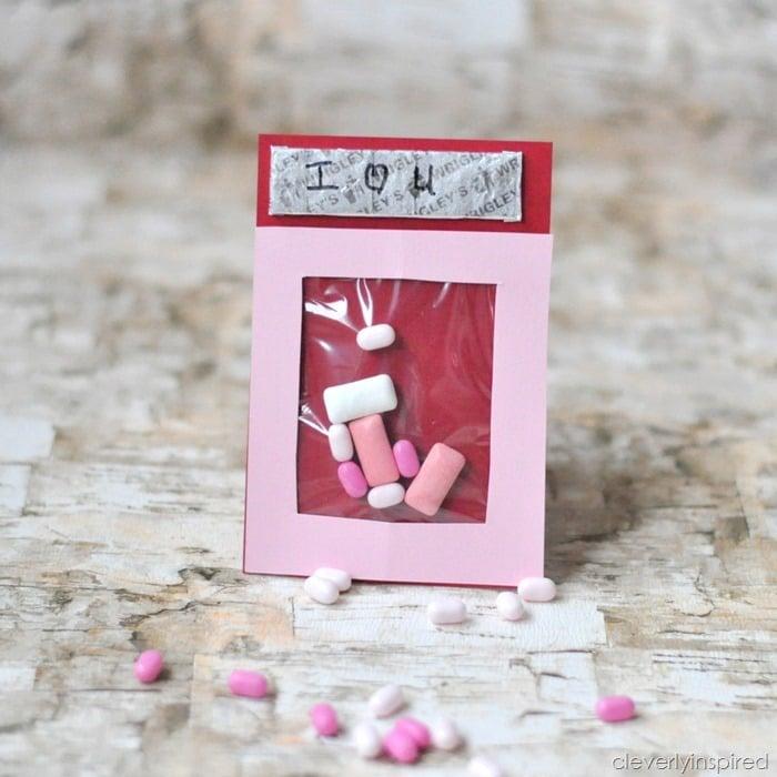 iValentine-handmade valentine