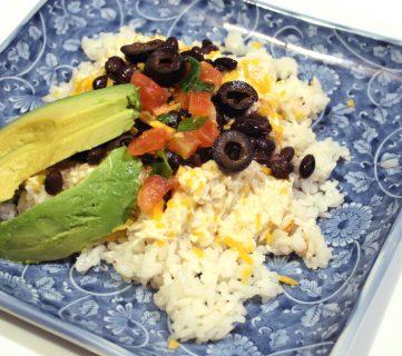 Mexican Haystack Recipe