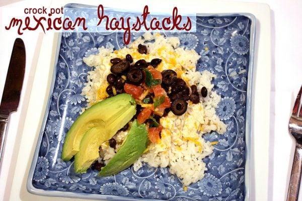 mexican haystacks chicken enchiladas haystacks (7) copy