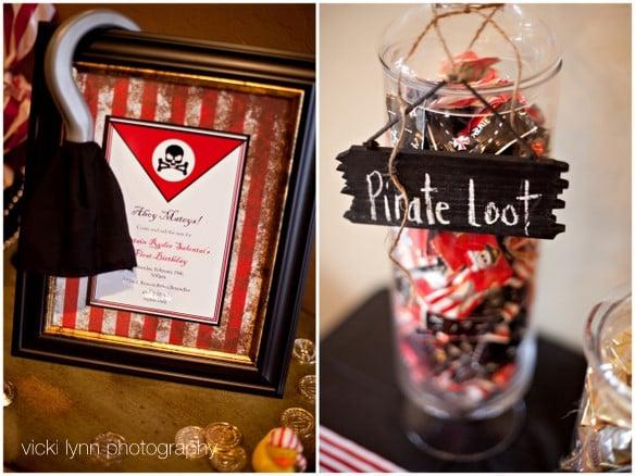 the Tom Kat Studio pirate party