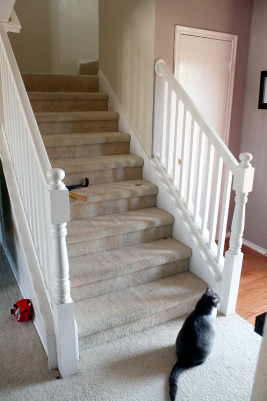 Entry And Stair Review Diy
