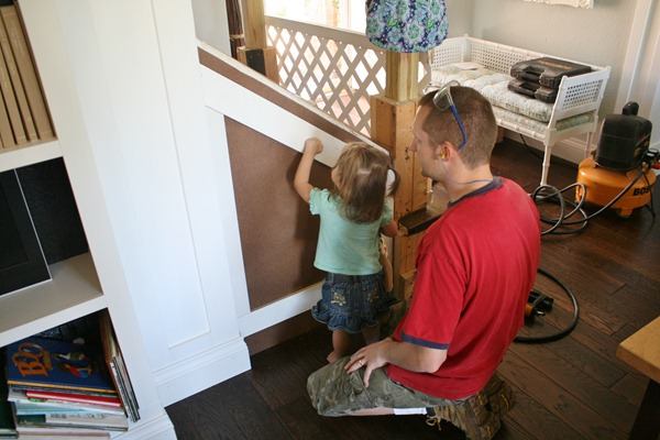 Remodelaholic  60 Carpet to Hardwood Stair Remodel