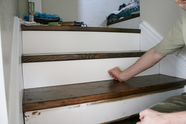 We Also Wred Up The Side Of Stairs Which Were On Hold Because Living Room Design From Forever Ago This Project