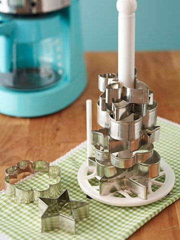 Better Homes & Gardens cookie cutter storage